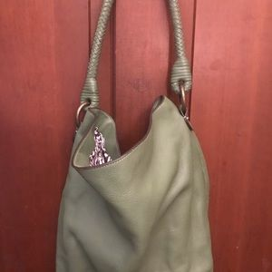 Talbots all leather purse